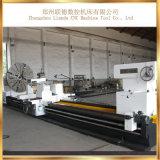 Tipo largo máquina de poca potencia horizontal convencional de la base Cw61200 del torno