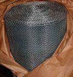 正方形によって編まれる金網をふるうステンレス鋼の/Galvanizedによってひだを付けられる砂