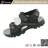 Ботинки 200054 сандалии Breathable людей пляжа лета верхние кожаный