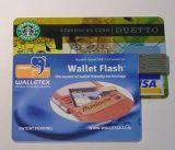 Mecanismo impulsor del flash del USB de la tarjeta de visita con alto Printing/1-32b a todo color