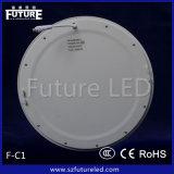 diodo emissor de luz Panel de 18W Round