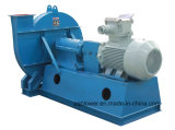 Ventilador de ventilação industrial de alta pressão