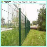 Saleのための工場Direct Wholesale PVC Coated Curvy Welded Fence