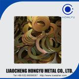 De Zink Geplateerde Vlakke Wasmachines van uitstekende kwaliteit van het Staal van de Wasmachine DIN125
