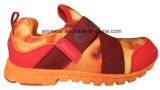 Le chevreau folâtre les chaussures d'enfants de confort de chaussures (415-5911)