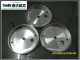 OEM ODM Roestvrij staal, Aluminium/Aluin die de Draaiende Delen van de Precisie van de Douane van het Metaal machinaal bewerken
