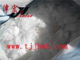 Flocos químicos da soda cáustica de matéria- prima