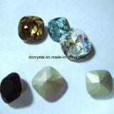 China-dekorativer facettierter Kristallstein für Kleid-Zubehör