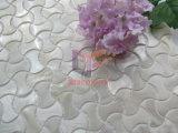Knochen-Form-Perlmuttmosaik-Fliese (CFP138)