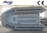 Casco de aluminio botes de costilla (2.4-3.9m)