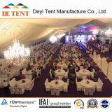 2015 Deyi 40m Tent van het Huwelijk van de Spanwijdte van de Breedte de Duidelijke