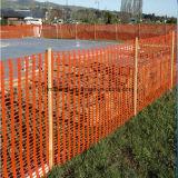携帯用安全プラスチック安全塀の警告の塀