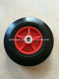 Della fabbrica vendita direttamente una rotella di gomma solida da 10 pollici con l'alta qualità