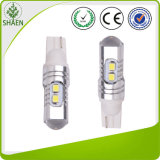 High Bright T10 10SMD LED Automática