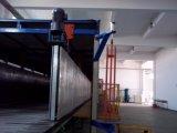 L'horizontale continue de la machine à mousse à la fois pour mousse de polyéther et de polyester