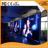 Afficheur LED P5 polychrome d'intérieur de vente chaude d'intense luminosité