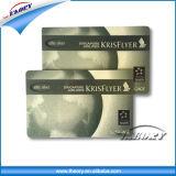 Tarjetas plásticas en blanco de tarjetas inteligentes / tarjetas magnéticas