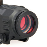 4 dradenkruis Tacctical die Militair Rood Werkingsgebied Cl2-0110 jagen van de PUNT