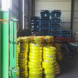 Größe 250-17, 300-17, 275-18, Gummireifen des gute Qualitäts-300-18 ISO-Nylonmotorrad-6pr