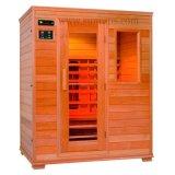 De hete Zaal van de Sauna van de Verkoop Modieuze veel Infrarode (SR103)