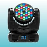 36 PCSのクリー族3W LEDの移動ヘッドライトをつける専門の段階