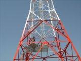 Tour en acier autosuffisante de radar de radio de trellis