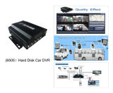 Корабль Ht-6504 канала /DVR 4 автомобиля HDD