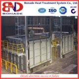 Fornace a forma di scatola professionale di trattamento termico del gas per temperare