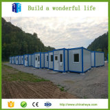 Australien-expandierbarer Stahlrahmen-Flüchtlingslager-Behälter-Fabrik-Preis-Lieferant