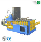 Kupferne Schrott-Ballenpresse, die Maschine aufbereitet