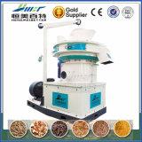 China produz a máquina do moinho da pelota da haste do feijão de soja da palma para a exploração agrícola