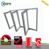 Finestra e portello della stoffa per tendine di vetratura doppia UPVC