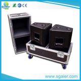 Audiosystems-Zahnstangen-Rechtssachen 19 Zahnstangen-Montierungs-Kasten der Inch-Verstärker-Zahnstangen-Rechtssachen-19