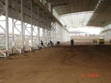 Châssis en acier préfabriqués érection Warehouse