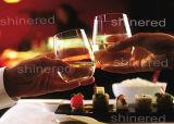 Vidro de whisky de cristal de alta qualidade para atacadista