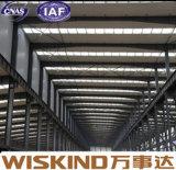 El palmo grande China prefabricada enmarca directo el edificio de la estructura de acero