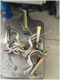Andaimes galvanizados do Brasil tipo acoplador giratório / braçadeira