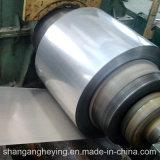 Pente 202 feuille de bobine de l'acier inoxydable 304 316
