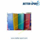 スポーツの体操のマット、折る体操のマット、体操の床のマット