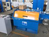 Hxe-10ds 단 하나 스풀러 또는 케이블 제조 설비를 가진 중간 구리 철사 그림 기계