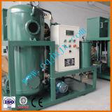 Turbine à gaz commissionnant pour la machine vidante d'huile de graissage