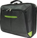 Ordenador portátil de negocios de hombro de Nylon 15,6 '' Portátil Messenger llevar el maletín