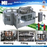 Empaquetadora de relleno del refresco completamente automático del agua carbónica