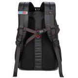屋外のためのバックパックをハイキングする黒い防水ラップトップ旅行