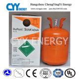 Hoher Reinheitsgrad-Mischkühlgas des Gases des Kühlmittel-R404