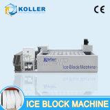 1tonne/jour Mini-Type MO10 blocs de glace Maker avec refroidi par air