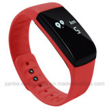 Impermeables del ritmo cardíaco inteligentes pulseras Bluetooth (UP08)