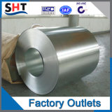 304 0.5mm laminent à froid la bobine d'acier inoxydable pour la feuille de toiture