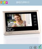 Interphone populaire de sonnette de téléphone de porte de vidéo de couleur