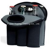 Bolso de /Cooler del refrigerador de la botella del totalizador del neopreno (YYNB015)